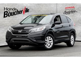 Used 2015 Honda CR-V SE AWD for sale in Boucherville, QC