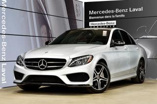 Used 2018 Mercedes-Benz C 300 4MATIC Sedan for sale in Laval, QC