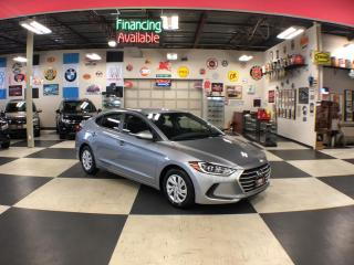 Used 2017 Hyundai Elantra LE AUT0 A/C CRUISE H/SEAT REAR CAMERA 47K for sale in North York, ON