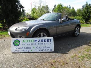 Used 2006 Mazda Miata MX-5 Sport for sale in Langley, BC