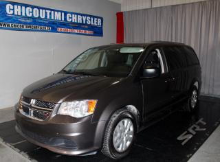 Used 2015 Dodge Grand Caravan for sale in Chicoutimi, QC