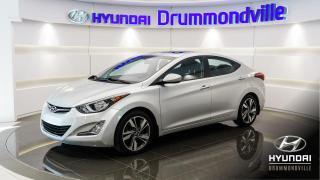 Used 2015 Hyundai Elantra GLS + GARANTIE + TOIT + MAGS + FOGS + BL for sale in Drummondville, QC