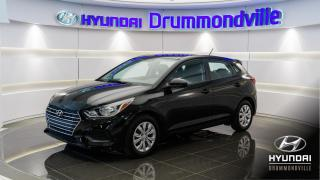 Used 2019 Hyundai Accent ESSENTIAL ENS. CONFORT + A/C + 46$/SEM + for sale in Drummondville, QC