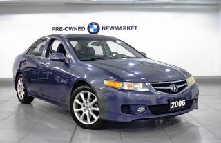 Used 2006 Acura TSX 5 SPD at for sale in Newmarket, ON