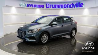Used 2019 Hyundai Accent PREFERRED 2019 + A/C + CAMERA RECUL ! for sale in Drummondville, QC