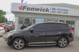 Used 2013 Nissan Pathfinder Platinum V6 4x4 at for sale in Sarnia, ON