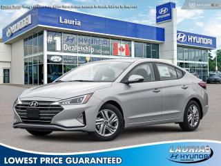 New 2020 Hyundai Elantra Preferred Auto - DEMO w/Snow Tires for sale in Port Hope, ON