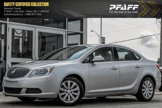 Used 2015 Buick Verano Sedan for sale in Orangeville, ON