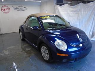 Used 2008 Volkswagen New Beetle 2008 Volkswagen New for sale in Ancienne Lorette, QC