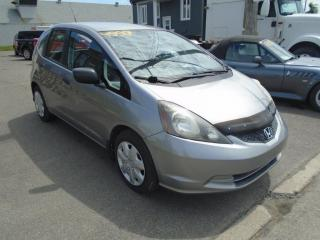 Used 2009 Honda Fit DX-A for sale in Ancienne Lorette, QC