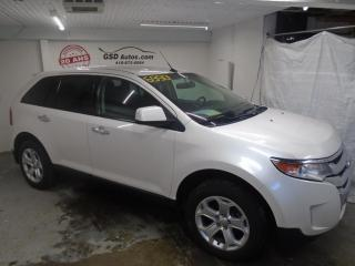 Used 2011 Ford Edge SEL for sale in Ancienne Lorette, QC