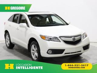 Used 2015 Acura RDX AWD 4DR HYBRIDE for sale in St-Léonard, QC