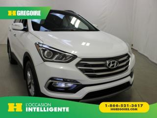 Used 2017 Hyundai Santa Fe Sport AWD for sale in St-Léonard, QC