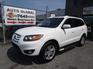Used 2010 Hyundai Santa Fe AWD V6 SPORT GL Cuir, Toit, Mags TRES BAS MILLAGE for sale in Montréal, QC