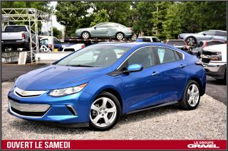 Used 2017 Chevrolet Volt Lt - A/c - Mags for sale in Ile-des-Soeurs, QC
