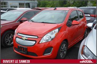 Used 2016 Chevrolet Spark EV 2lt - Charge Rapide for sale in Ile-des-Soeurs, QC