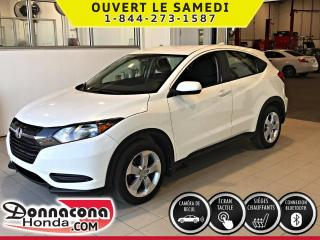 Used 2016 Honda HR-V LX *GARANTIE 10 ANS/ 200 000KM* for sale in Donnacona, QC