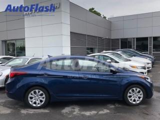 Used 2015 Hyundai Elantra GL Bluetooth for sale in St-Hubert, QC