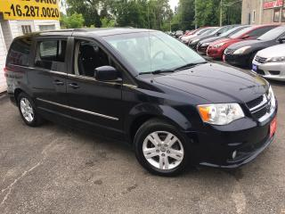 Used 2011 Dodge Grand Caravan Crew/ STOW & GO/ CAPTAIN SEATS/ ALLOYS/ LOADED! for sale in Scarborough, ON