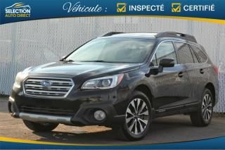Used 2016 Subaru Outback 3.6R Limited - Tech Pkg for sale in Ste-Rose, QC