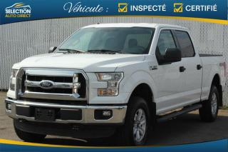 Used 2015 Ford F-150 XLT SUPERCREW AWD for sale in Ste-Rose, QC
