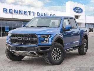 New 2019 Ford F-150 RAPTOR for sale in Regina, SK