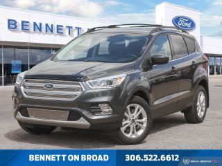 New 2019 Ford Escape SEL for sale in Regina, SK