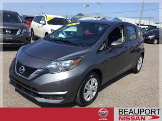 Used 2018 Nissan Versa Note for sale in Beauport, QC