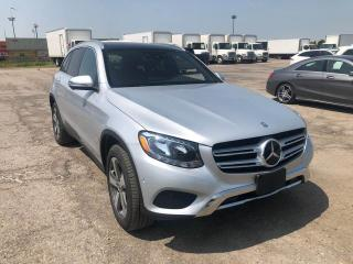 Used 2017 Mercedes-Benz GL-Class GLC 300 for sale in Toronto, ON