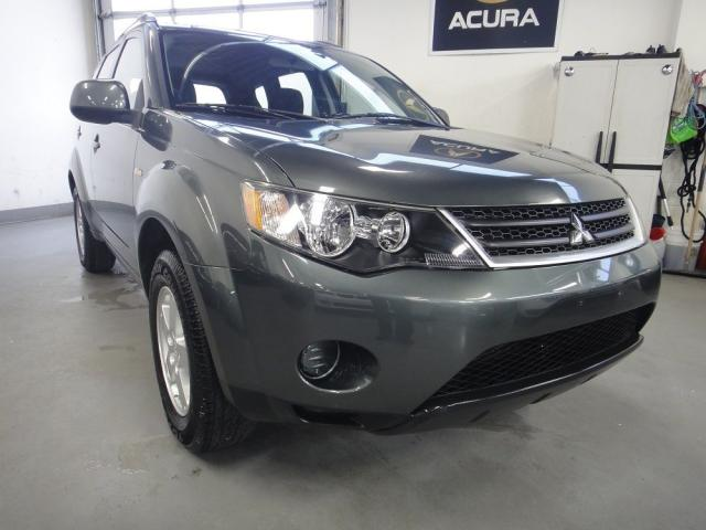 2008 Mitsubishi Outlander ES MODEL,ONE OWNER,LOW KM,4 CYL