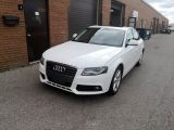 Photo of White 2009 Audi A4