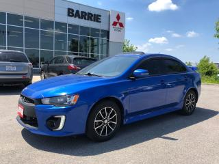 Used 2017 Mitsubishi Lancer SE LIMITED EDITION for sale in Barrie, ON