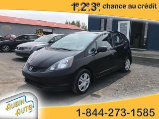 Used 2010 Honda Fit DX, Hayon 5 portes, AUTOMATIQUE for sale in St-Agapit, QC