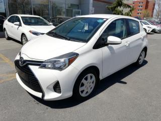 Used 2015 Toyota Yaris LE *  BLUETOOTH * GROUPE ÉLECTRIQUE * for sale in Longueuil, QC