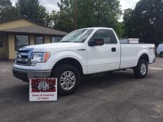 Used 2014 Ford F-150 XLT for sale in Glencoe, ON