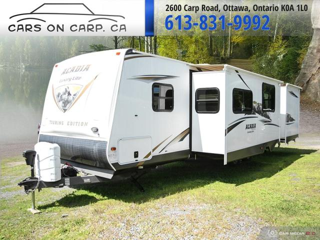 2014 Forest River Trailer Prime Time Acadia