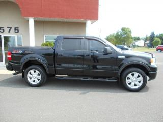 Used 2007 Ford F-150 FX4 for sale in Lévis, QC