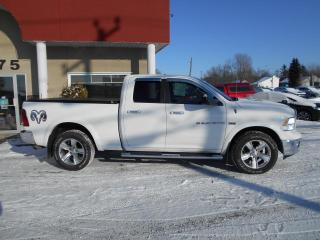 Used 2012 RAM 1500 OUTDOORSMAN for sale in Lévis, QC