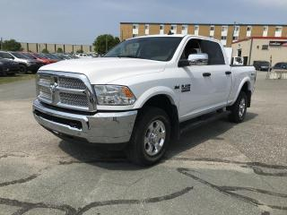 Used 2018 RAM 2500 SLT crew 4x4 caisse de 6,4 pi for sale in Sherbrooke, QC