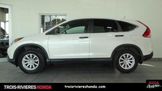 Used 2014 Honda CR-V SE for sale in Trois-Rivières, QC