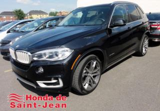 Used 2015 BMW X5 xDrive35d Diesel AWD Toit Pano Mags 20 p for sale in St-Jean-Sur-Richelieu, QC