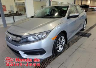 Used 2016 Honda Civic for sale in St-Jean-Sur-Richelieu, QC