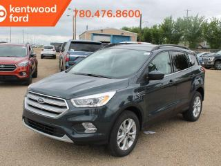 New 2019 Ford Escape SEL 4WD, Voice Activated Touch-Screen Navigation System, Heated Seats, Reverse Camera & Sensing System for sale in Edmonton, AB