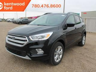 New 2019 Ford Escape SEL 4WD, Voice Activated Touch-Screen Navigation System, Remote Start, Keyless Entry, Reverse Camera & Sensing System for sale in Edmonton, AB