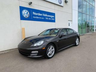 Used 2011 Porsche Panamera 4 4dr AWD Hatchback for sale in Edmonton, AB