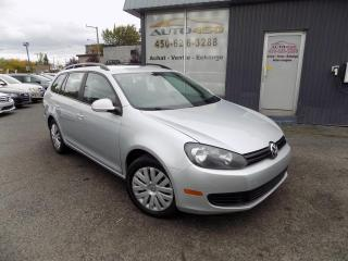 Used 2013 Volkswagen Golf Wagon ***TRENDLINE,AUTOMATIQUE,A/C,BIEN EQUIPÉ for sale in Longueuil, QC
