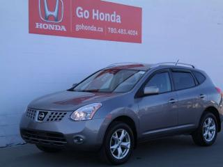 Used 2009 Nissan Rogue SL, AWD, LEATHER for sale in Edmonton, AB