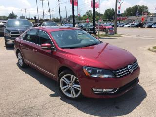 Used 2015 Volkswagen Passat HIGHLINE for sale in London, ON