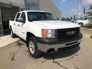 Used 2011 GMC Sierra 1500 WT, 4X4, A/C, CLIMATE CONTROL for sale in Edmonton, AB
