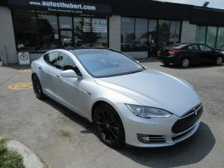 Used 2015 Tesla Model S 85D **TOIT PANO+ AUTO PILOT+ 8 ROUES** for sale in St-Hubert, QC
